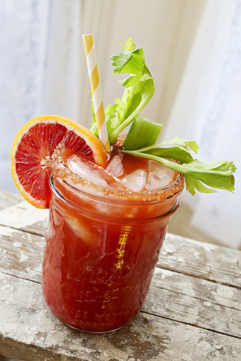 Blood Orange Bloody Mary Recipe