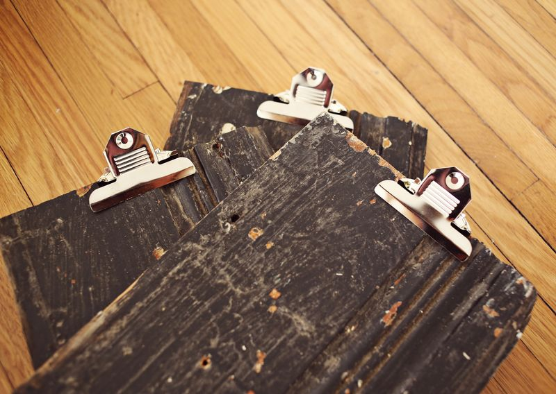 Diy Rustic Clipboards Beautiful Mess