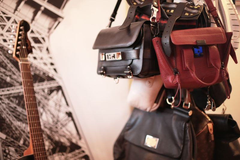 Hanging Handbag