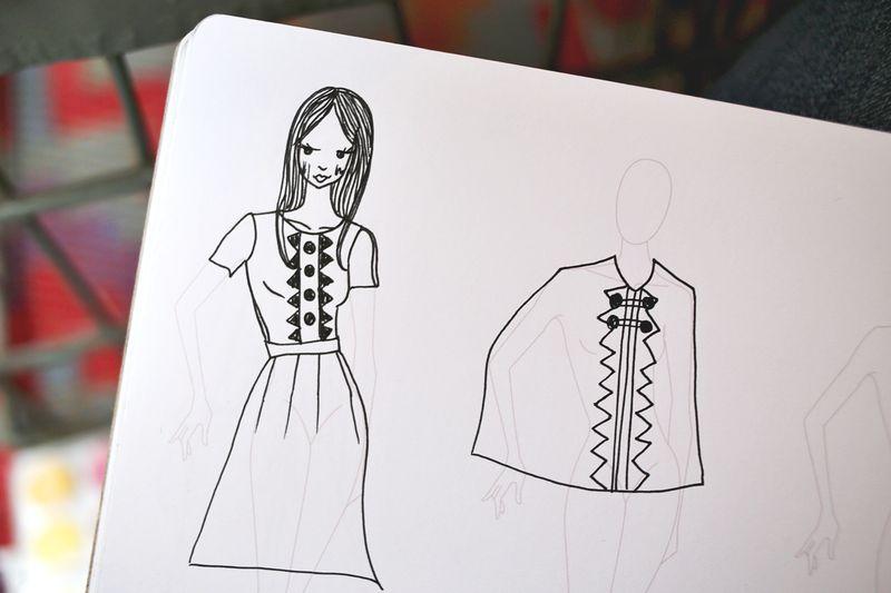 Fashion designing for beginners sketching 58