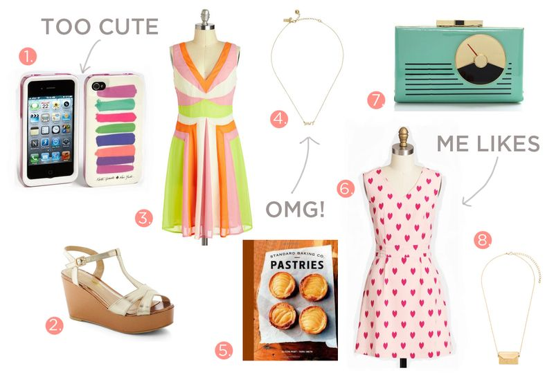 Emma's february wishlist