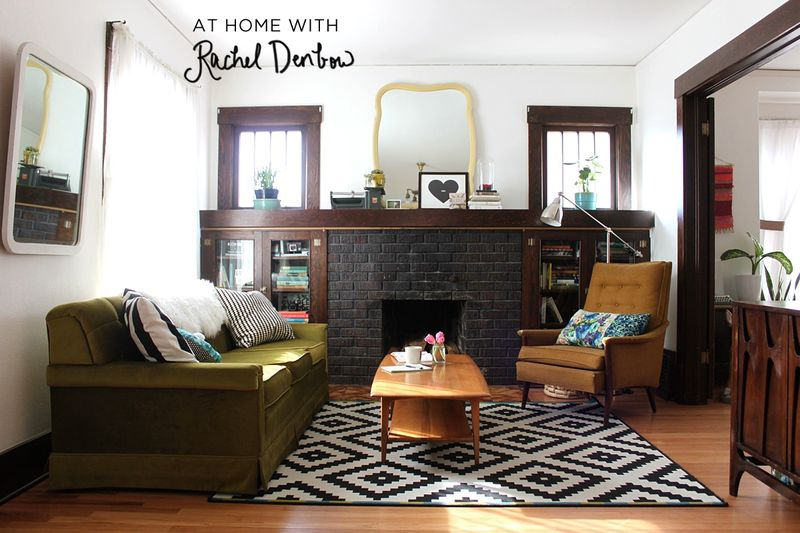 At Home With Rachel Denbow