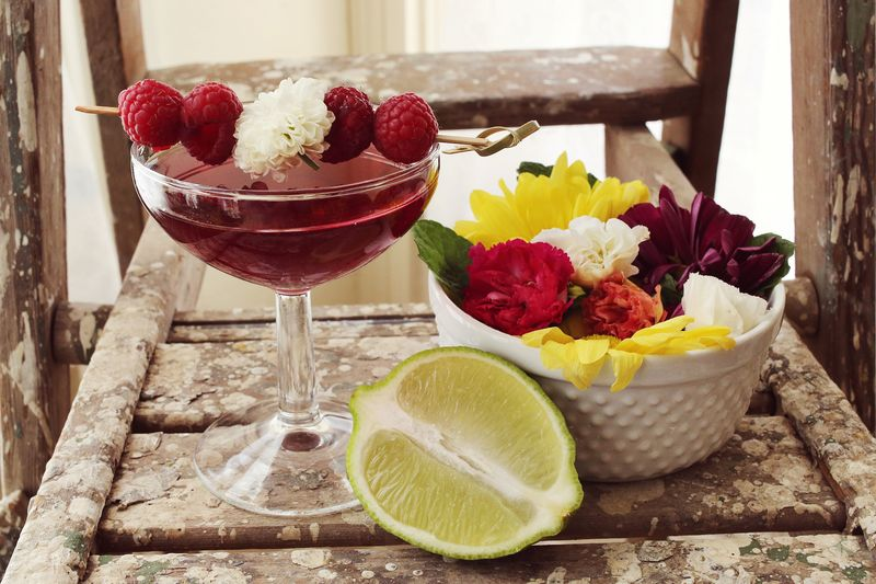 Blueberry cosmo recipe