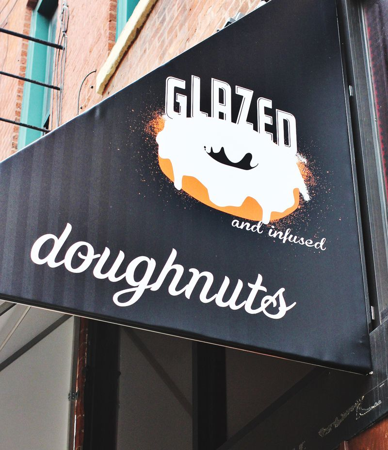 Glazed & Infused