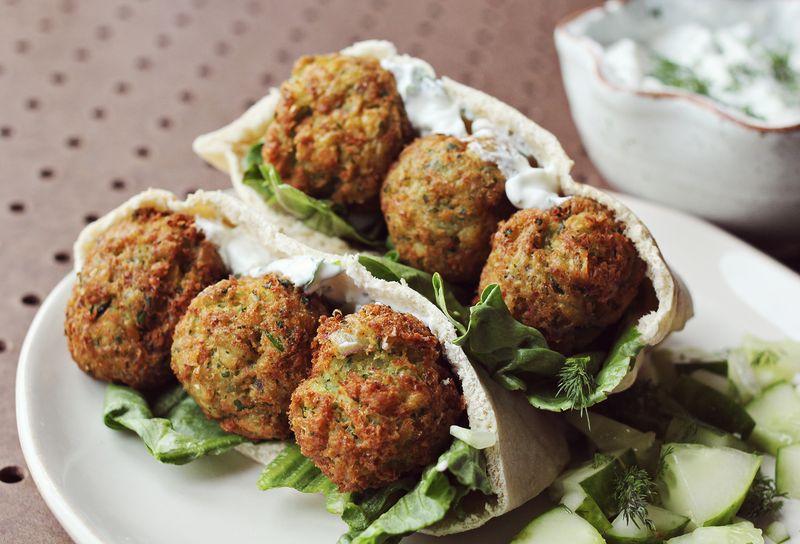 My favorite falafel recipe