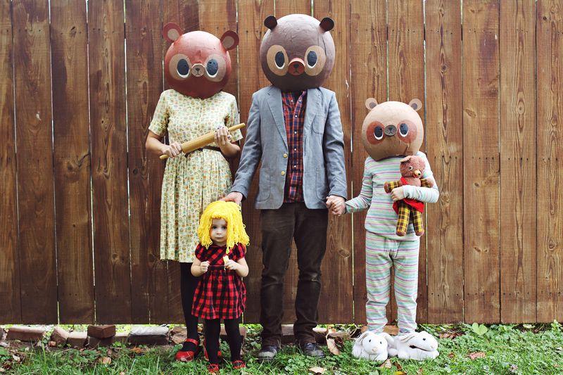 Goldilocks u0026 The Three Bears Costume & Goldilocks u0026 The Three Bears Costume - A Beautiful Mess
