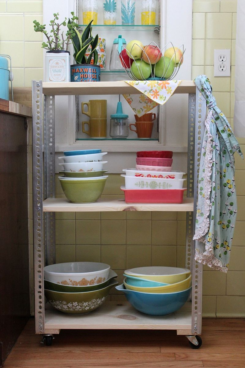 DIY Shelving Unit 2 Ways A Beautiful Mess