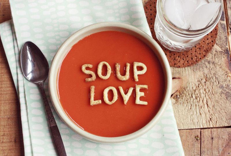 Soup Love (by A Beautiful Mess)