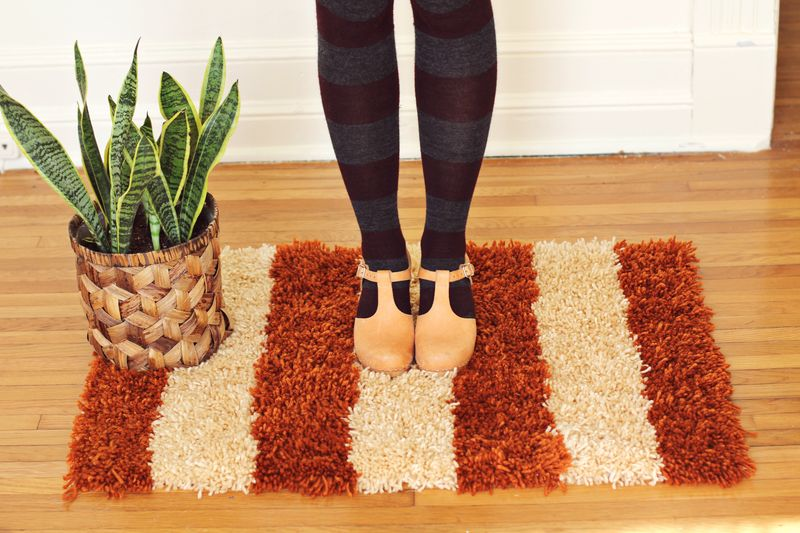 Diy Latch Hook Rug