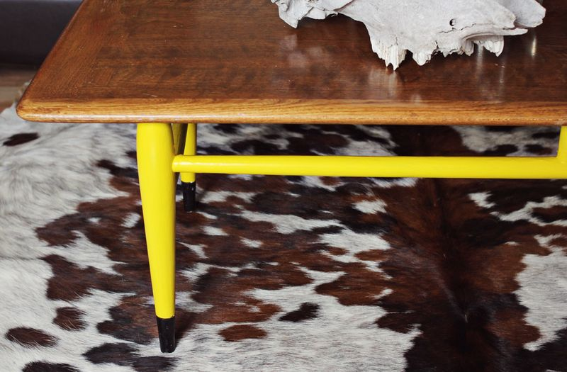 Valspar coffee table