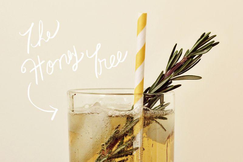 Honey tree cocktail