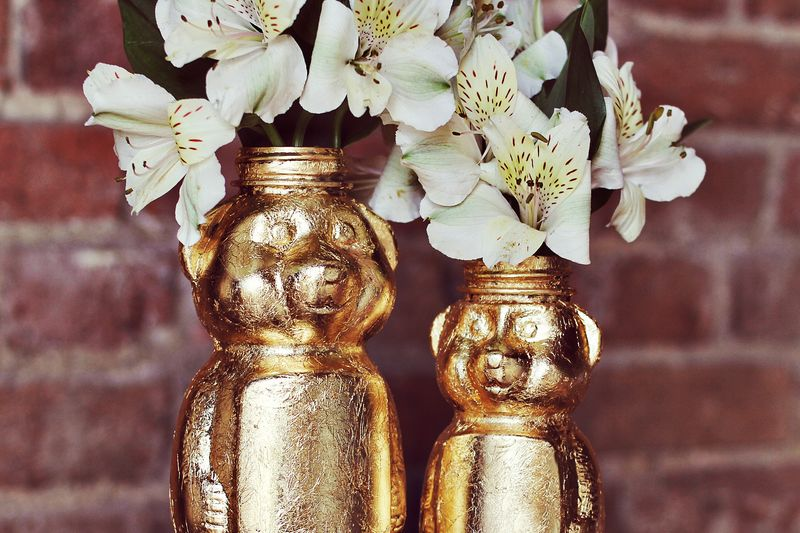 Honeybear Vase Set
