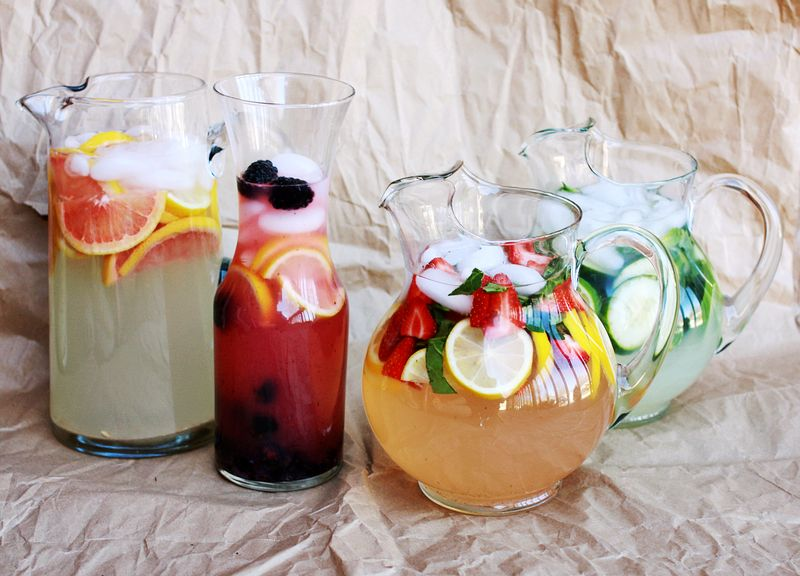 Flavored Lemonade