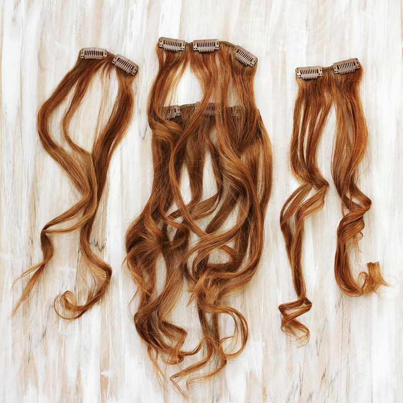 Lets talk about hair extensions a beautiful mess layering hair extensions pmusecretfo Choice Image
