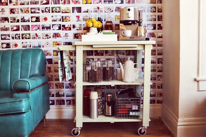 ReStyled Espresso Cart