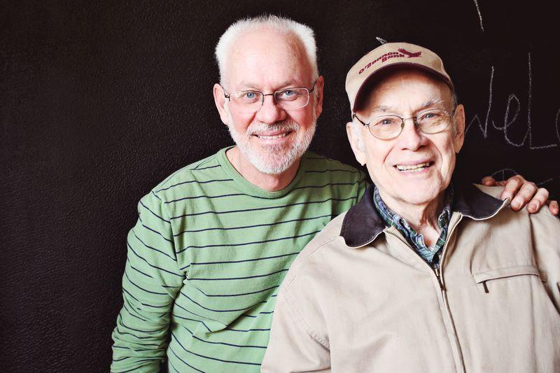 Dad + Grandpa