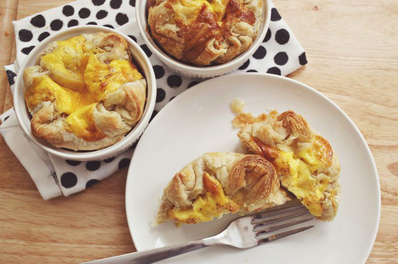 Halfway Homemade: Mini Quiche – A Beautiful Mess