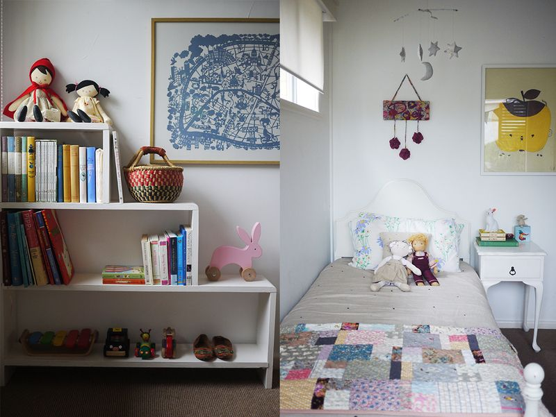 The sweetest kid's room