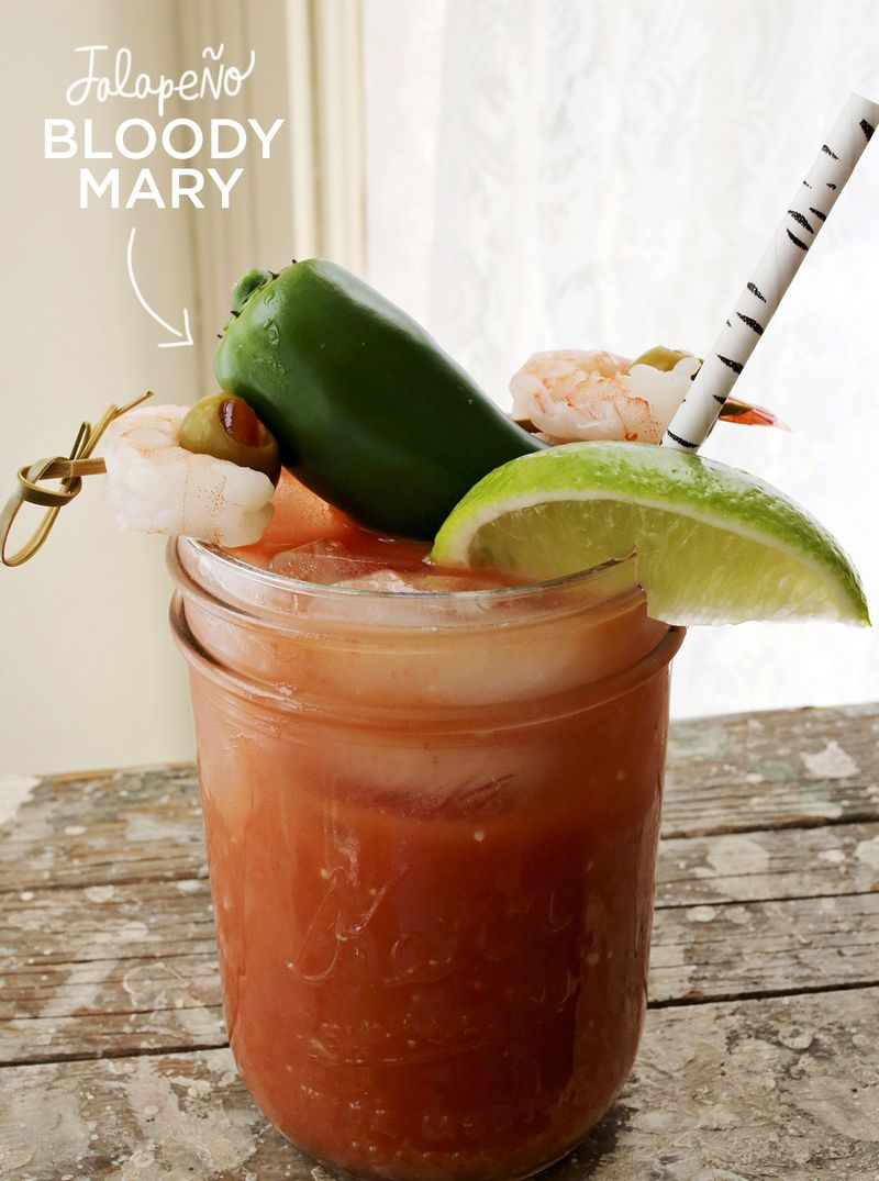 Jalapeno Bloody Mary Recipe