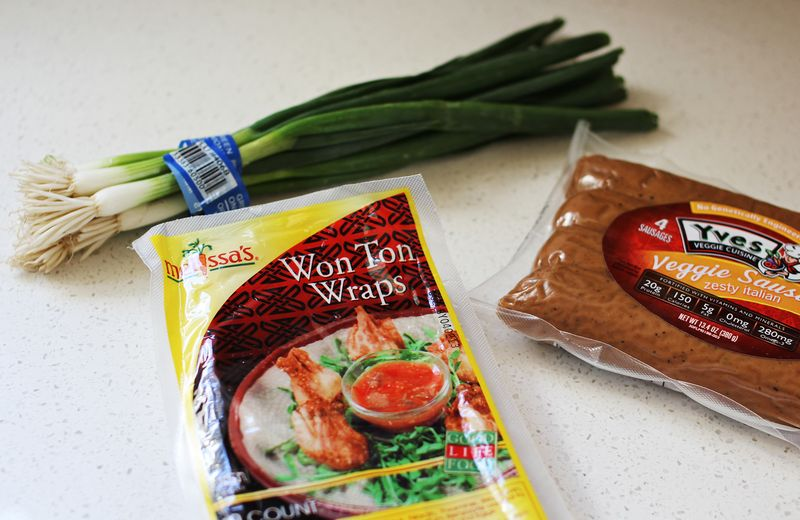 wonton wrapper recipes since you get a million of them at a time!