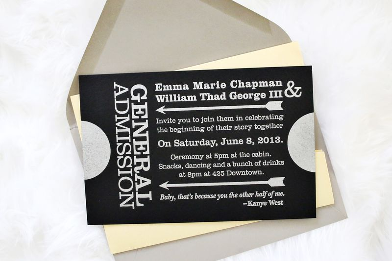 Emmas wedding invites invite checklist a beautiful mess diy wedding invitations stopboris Images