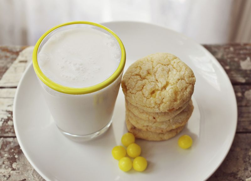 Lemonhead cookie recipe