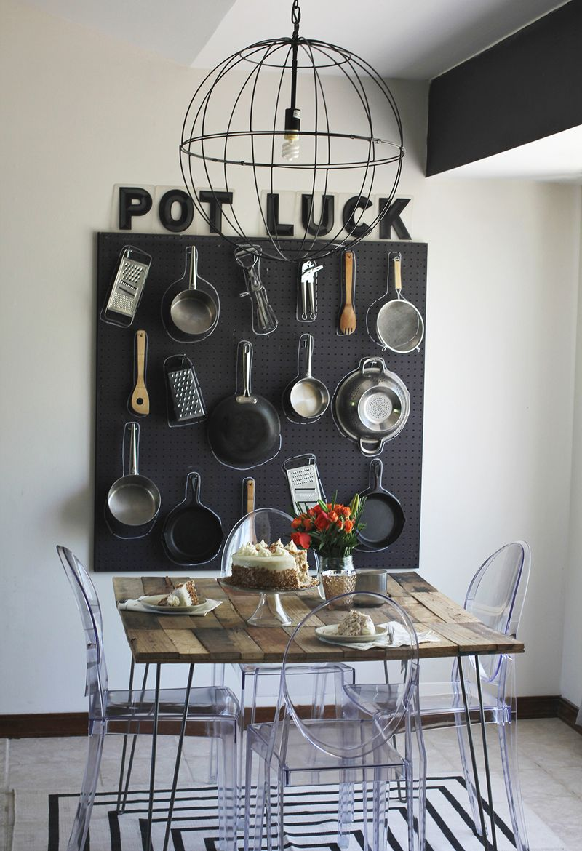 Emma Chapman's dining room