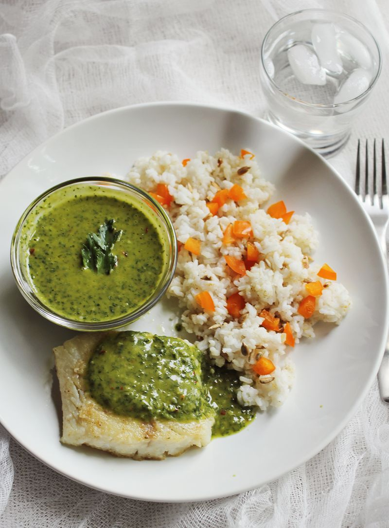 Chimichurri Sauce Recipe — Dishmaps