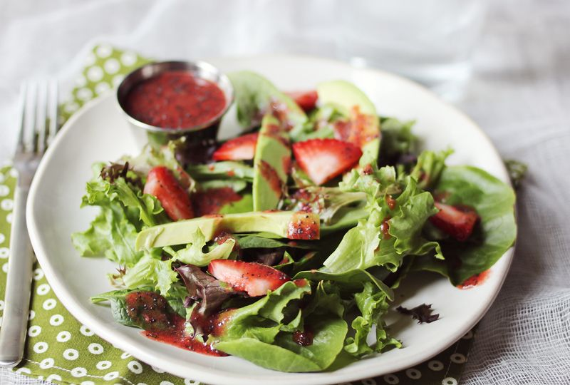 Best strawberry vinaigrette recipe