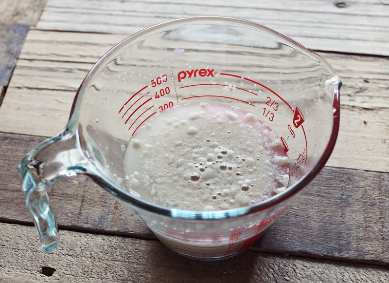 How to proof yeast