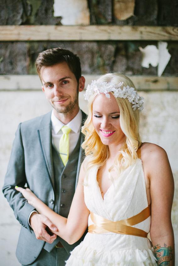 Emma's wedding portraits! www.abeautifulmess.com