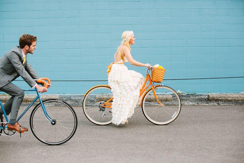 Emma and trey's wedding portraits www.abeautifulmess.com