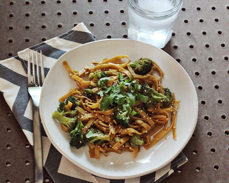 Best pad see ew recipe www.abeautifulmess.com
