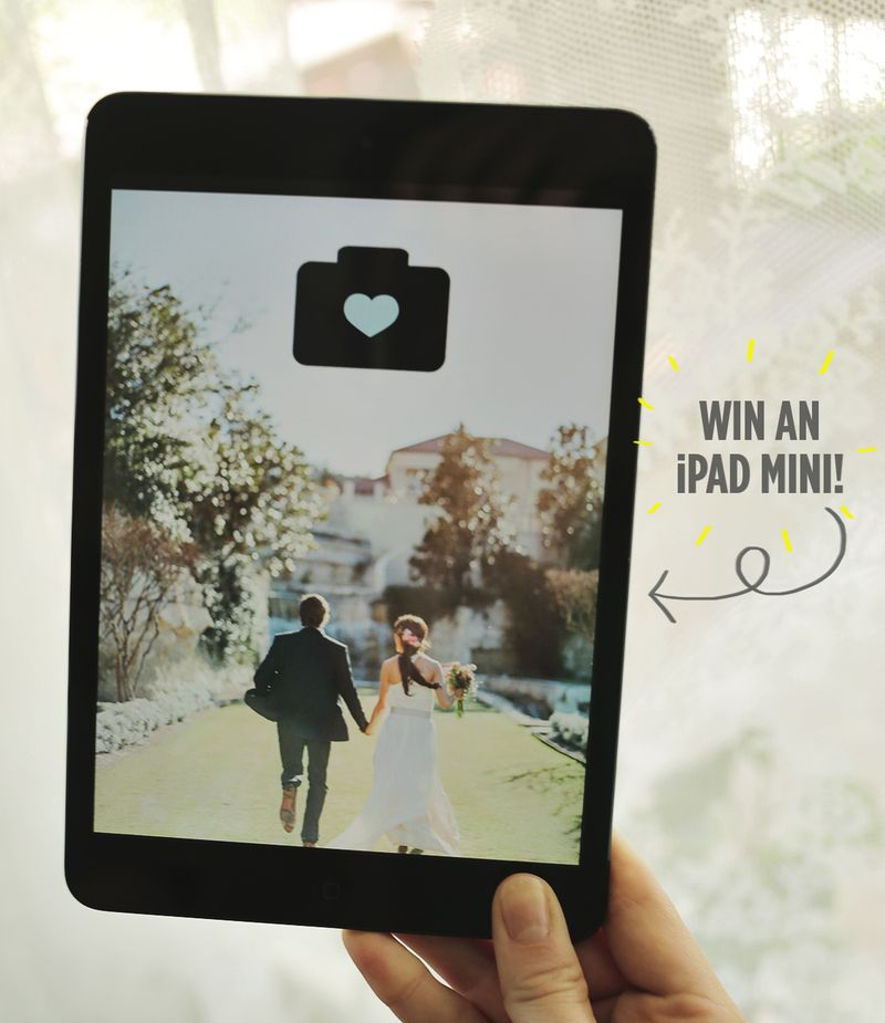 Win an iPad Mini!
