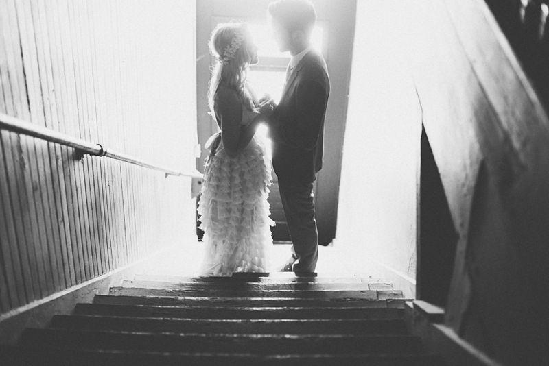 Emma + Trey get married