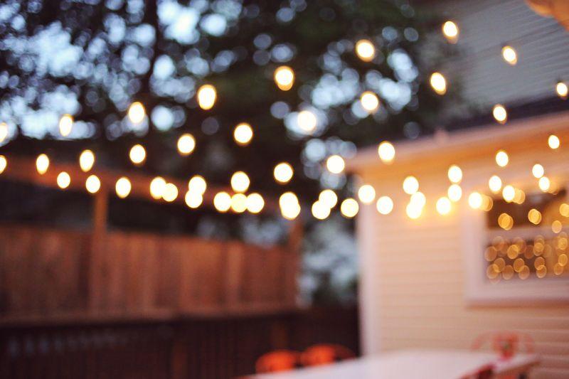 Backyard living 1