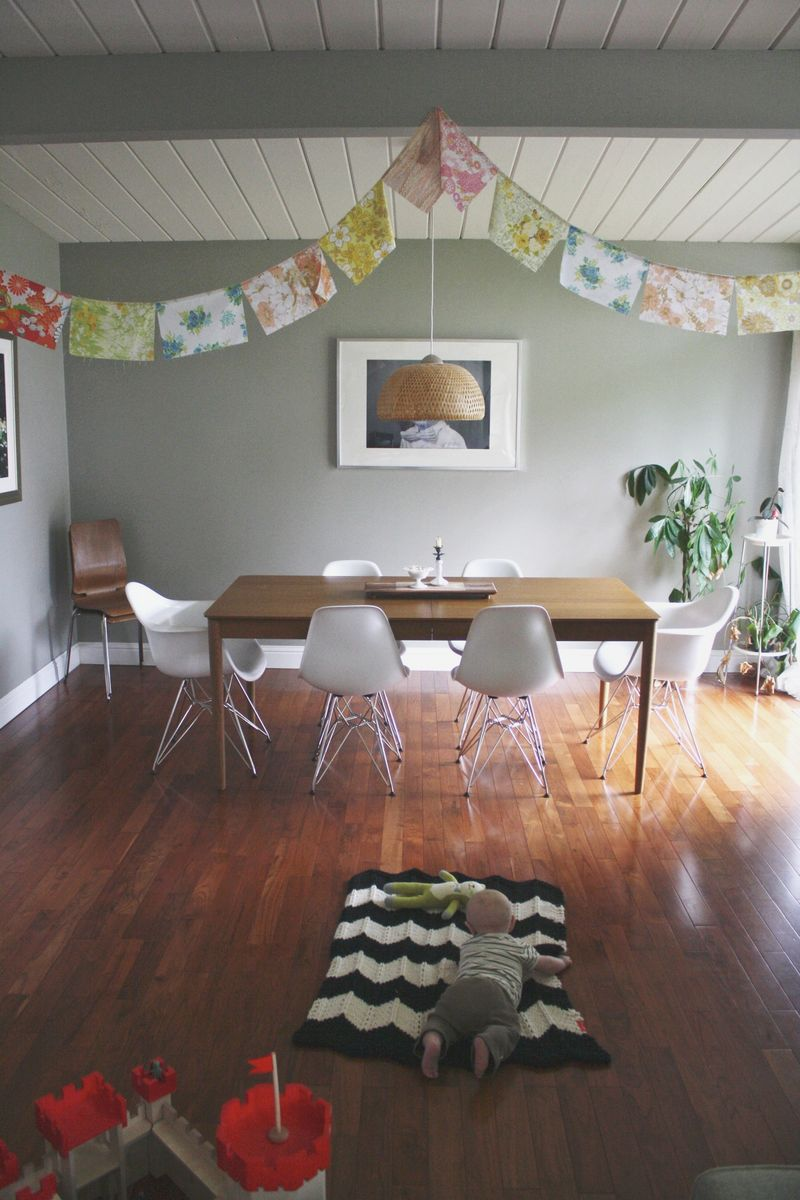 Darling dining room