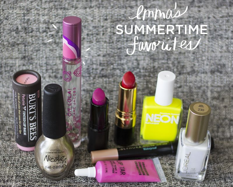 Emma's summer favorites