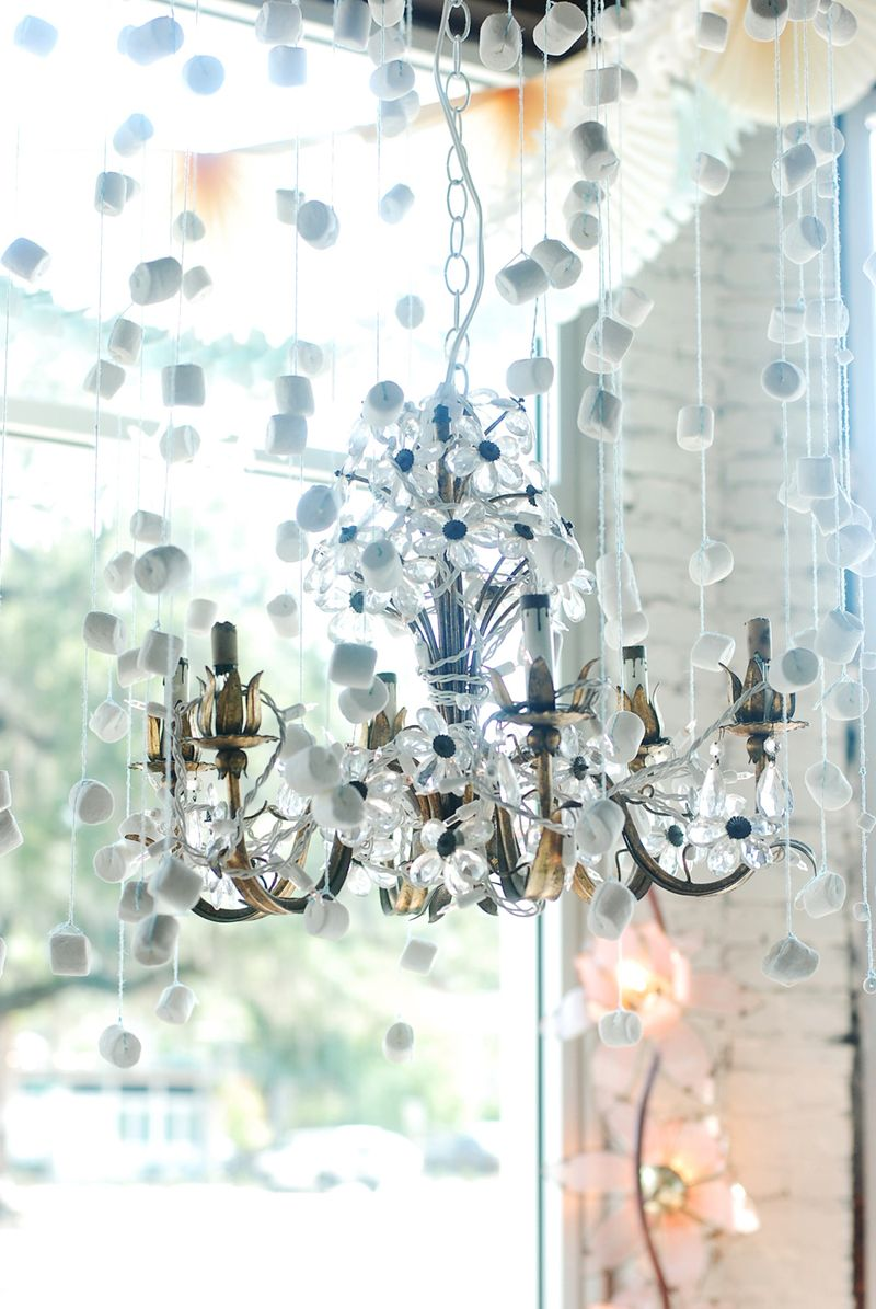 Gorgeous vintage chandelier