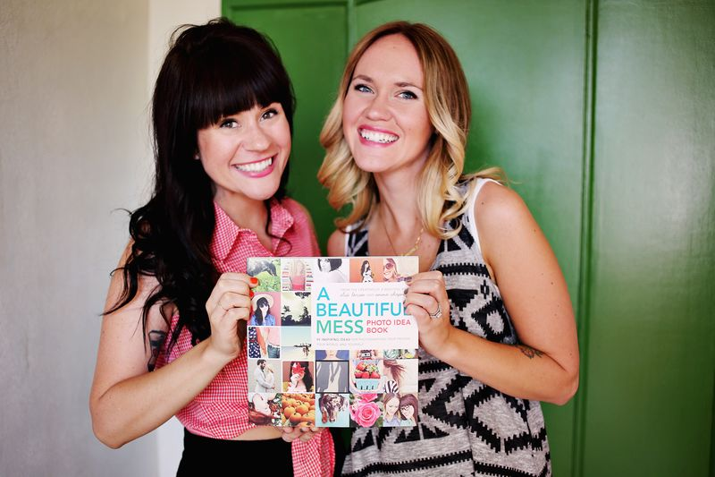 A Beautiful Mess Photo Idea Book! Now available for preorder on Amazon!