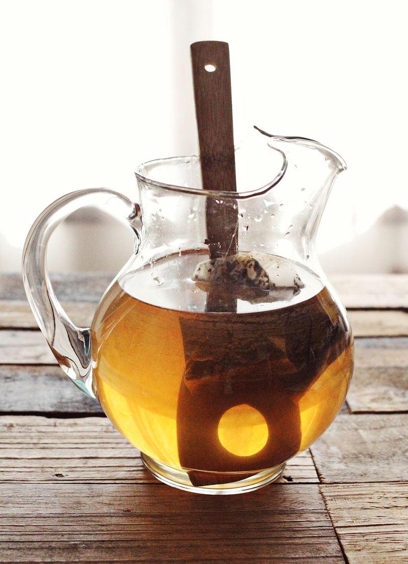 How to make perfect sweet tea