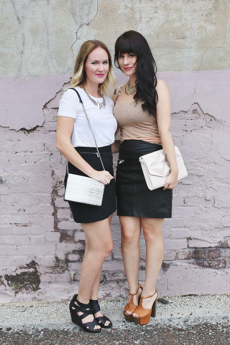 Sister style www.abeautifulmess.com