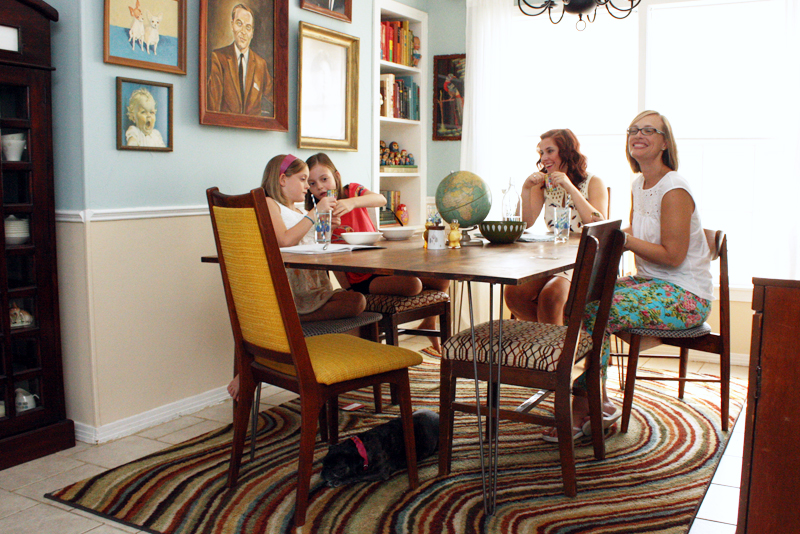 At Home With Megan Charters
