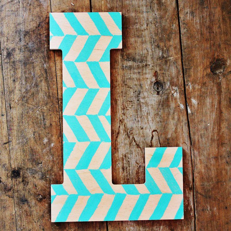 13 Ideas for Hand Printing abeautifulmess.com