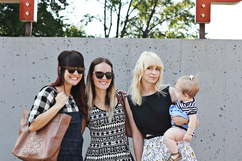 Elsie + Emma with Coury from Fancy Treehouse