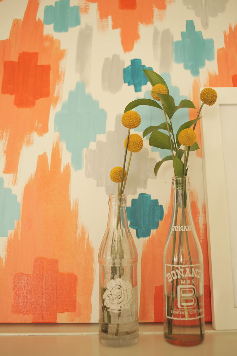 Diy Canvas Wall Art Paint