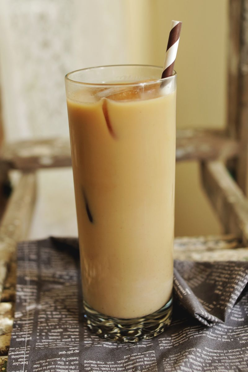 Lavender Iced Coffee Recipe