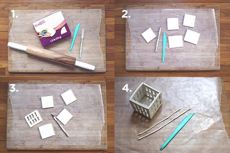 Make your own nesting berry baskets a beautiful mess for How to make useful things from paper