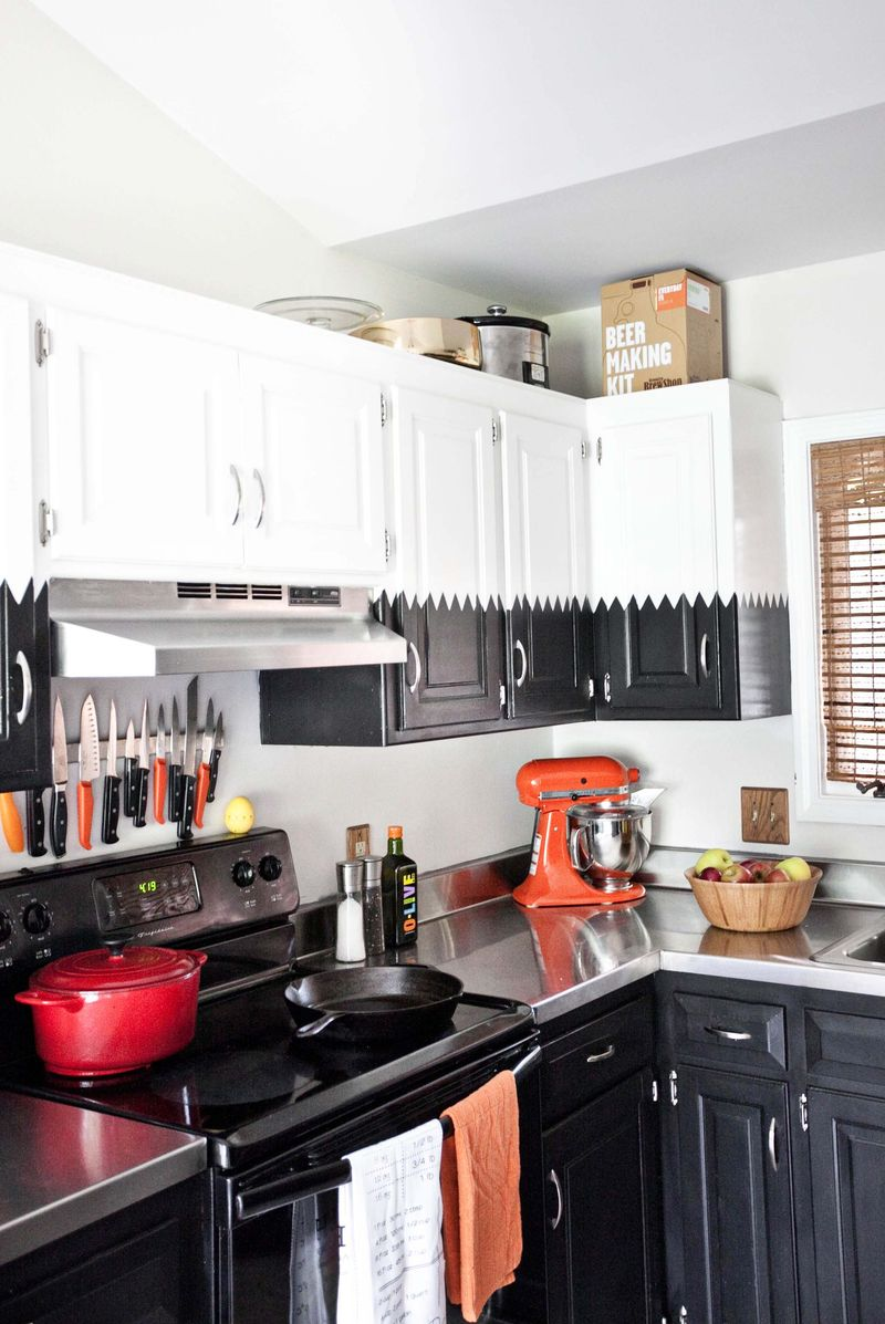 Home Tour: Emma\'s Kitchen - A Beautiful Mess