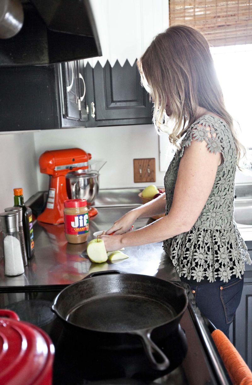 Emma's kitchen abeautifulmess.com